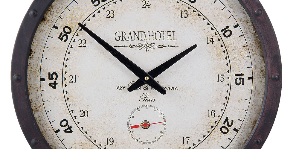 Uhr Grand Hotel - Clock