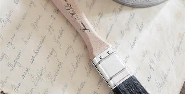 """Pinsel - Flach, 1 """"-Basic- Brush flat, 1"""" basic"""