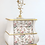 Thumbnail: Floral Court Decor Transfers -