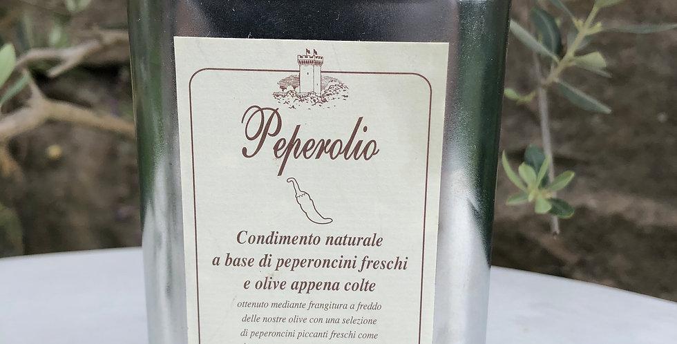 Peperolio 250ml Toskana-Bio