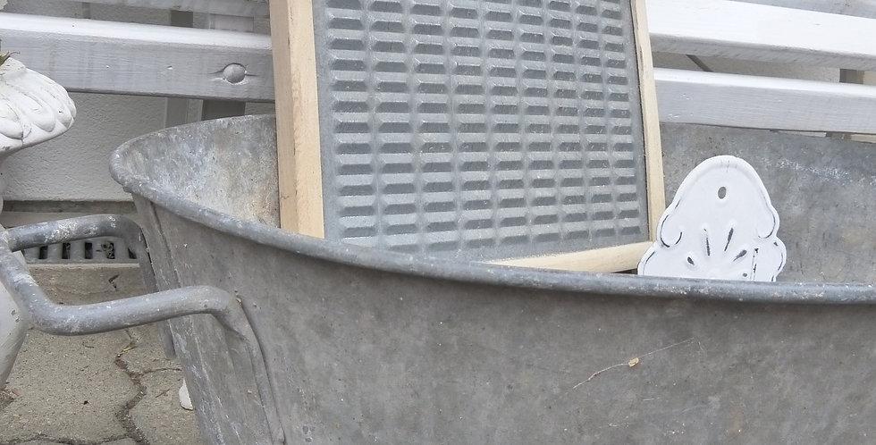 Zink Wanne - Zink tub
