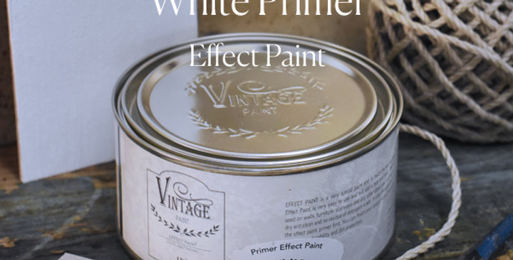 Effect primer weiss for Effect Paint