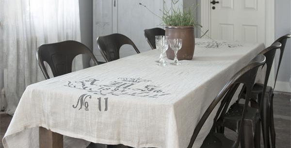 Tischtuch AMS - table cloth