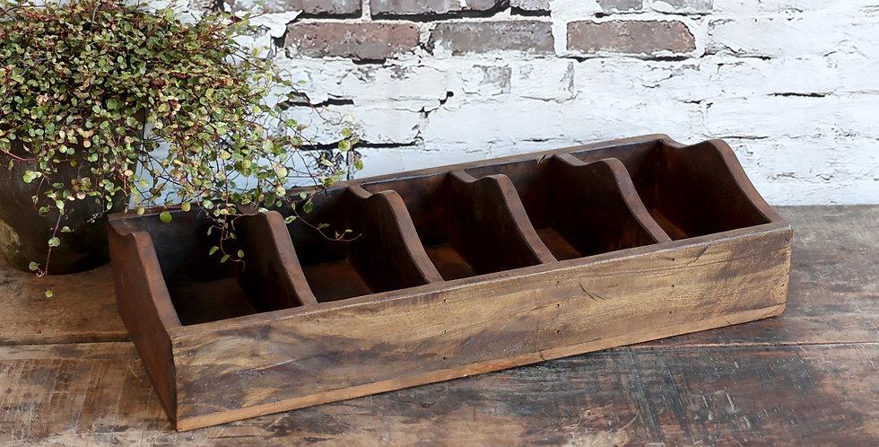 Grimaud alte Box mit 5 Fächern -old box