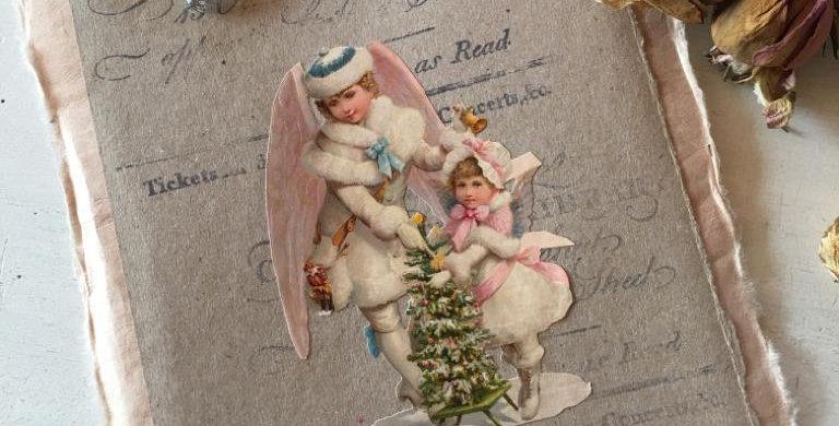 Karte-Bild zum hängen Winter sr1 Picture