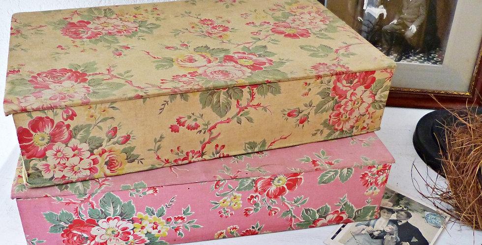 Französische Schachteln Beige-French box