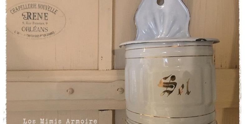 Salz Behälter -salt container