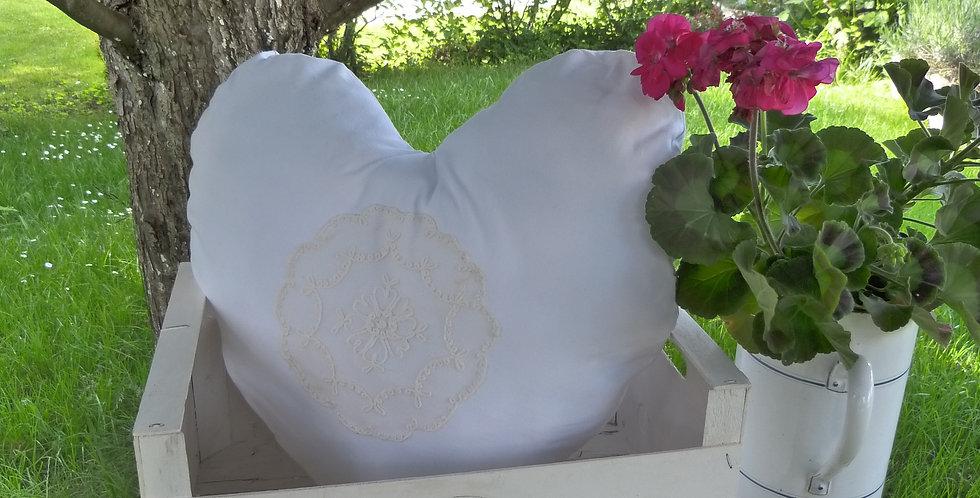 Herz Kissen - Heart cushion