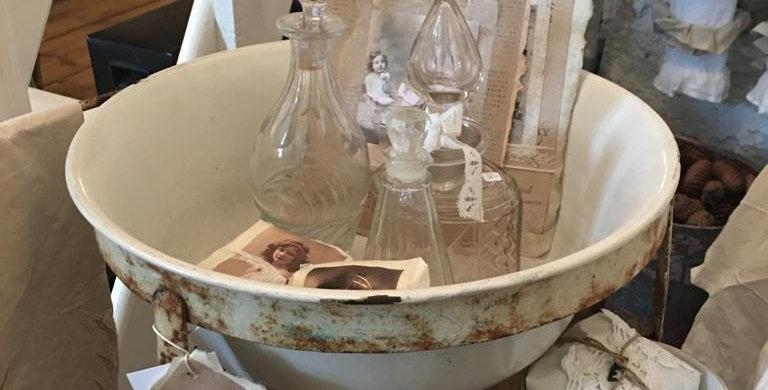 Waschtisch aus Frankreich