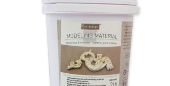 Modelliermasse-air dry modeling material