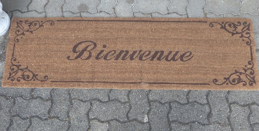 Teppich Bienvenue - Carpet Bienvenue