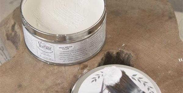 Antique Wax White
