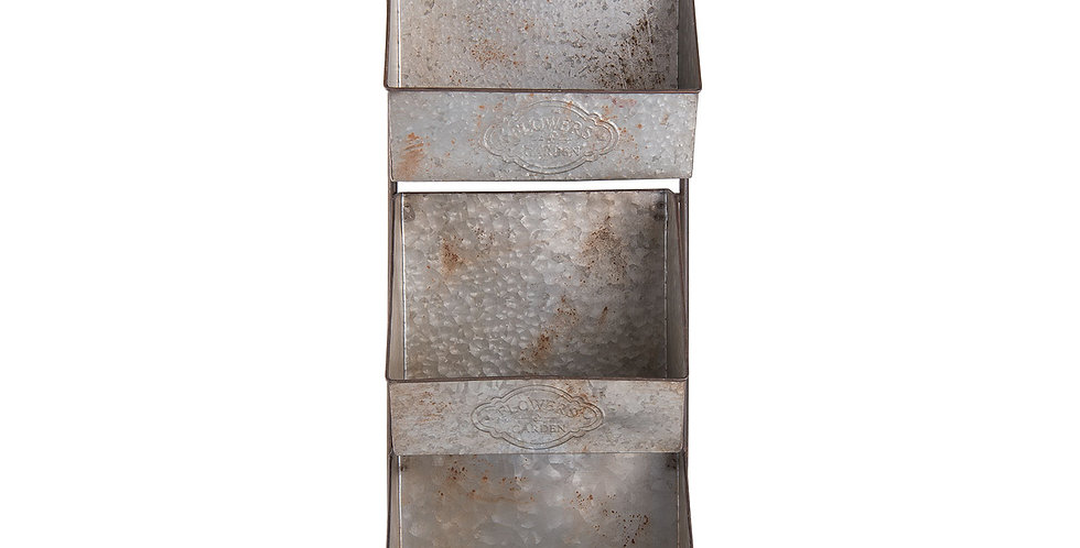 Metall Gestell - rack with basket