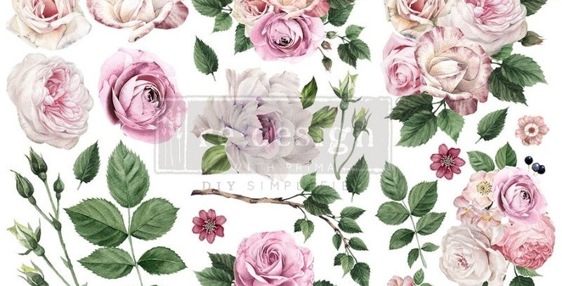 ReDesign Delicate Roses