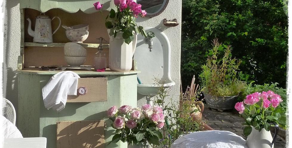 Gänterli-Küchenbuffet- Bauernschrank - Countryside Armoire