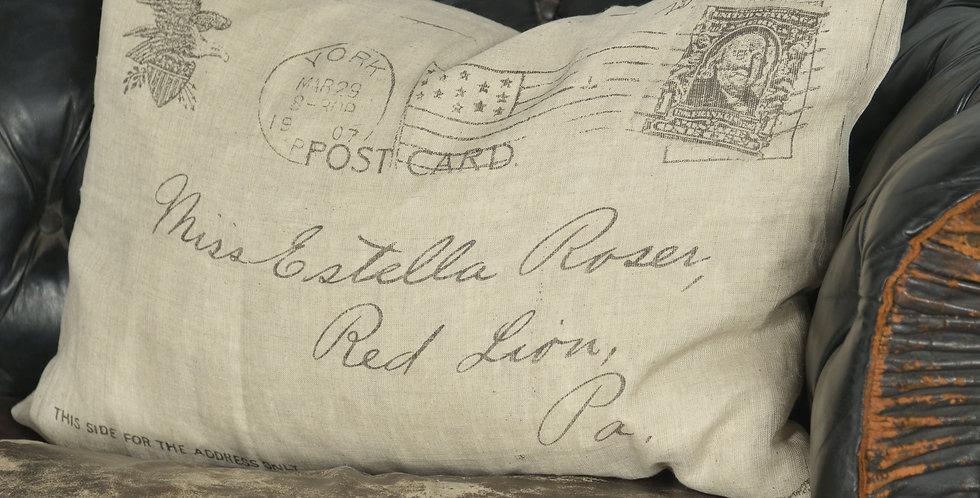 Kissen Postcard - Cushion