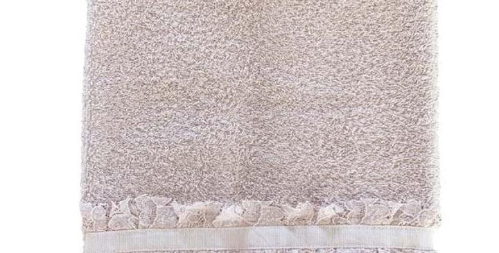 Badetuch rosa- bath towel