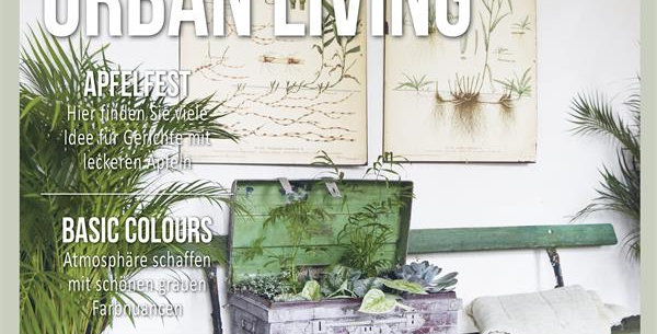 Magazin: Jeanne d'Arc Living Nr. 6/ 2018