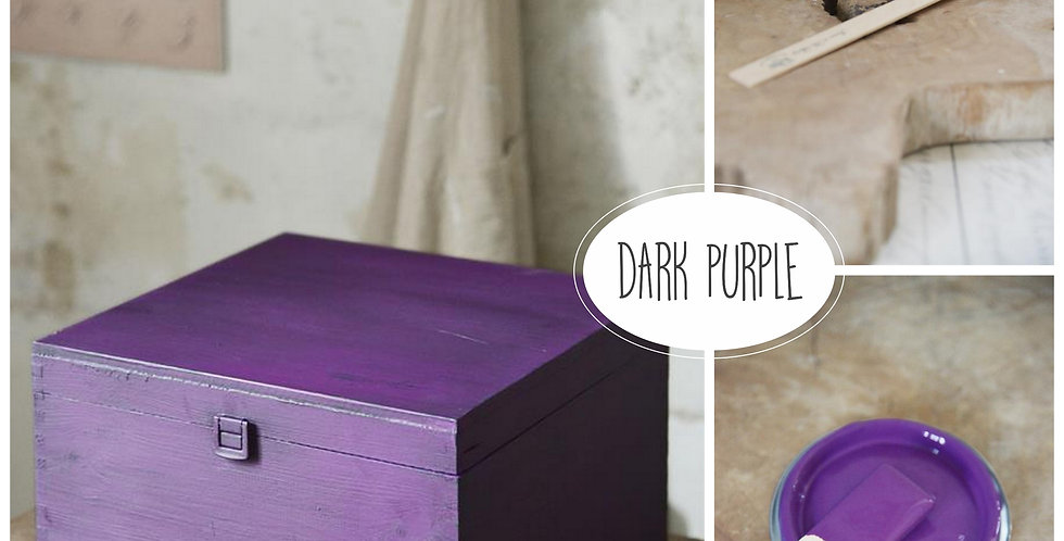 Vintage Paint Dark Purple