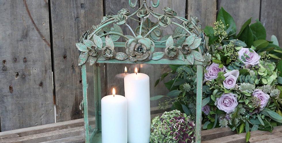 Lanterne mit Blumen M1 - lantern