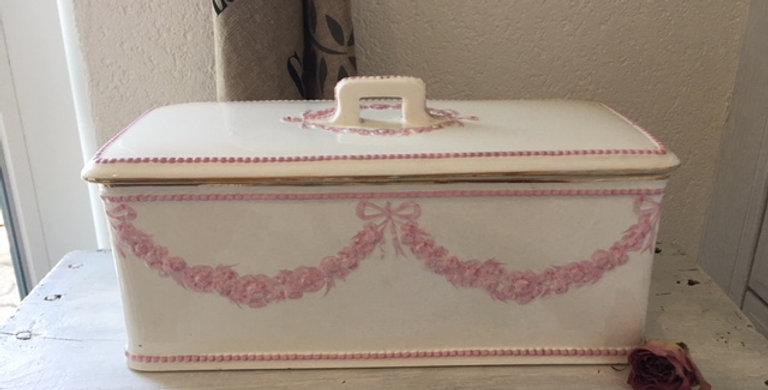 Porzellan Box für Keks -Porcelain biscuit box
