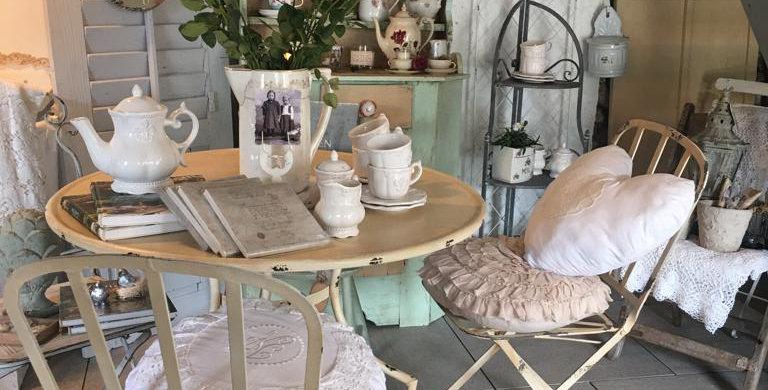 Garten Set Promenade - Tisch und Stühle