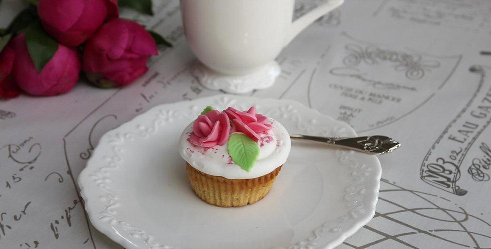 Dessert Teller Provence- cake plate