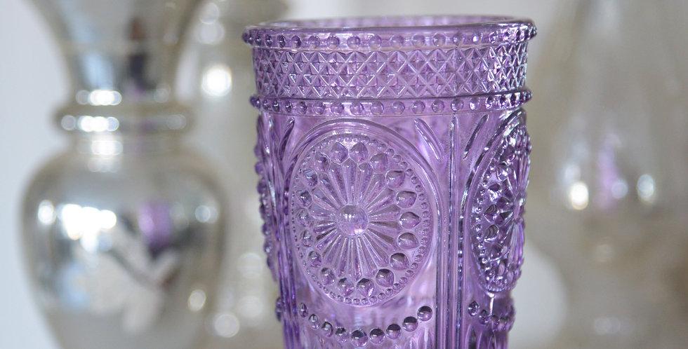 Glass Lila - glagg purple
