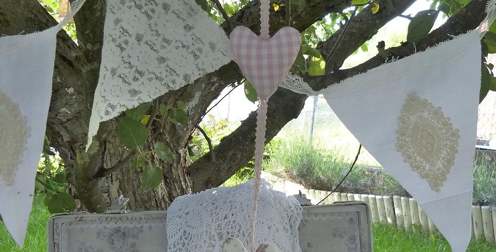 Herzen Kette -Hearts chain