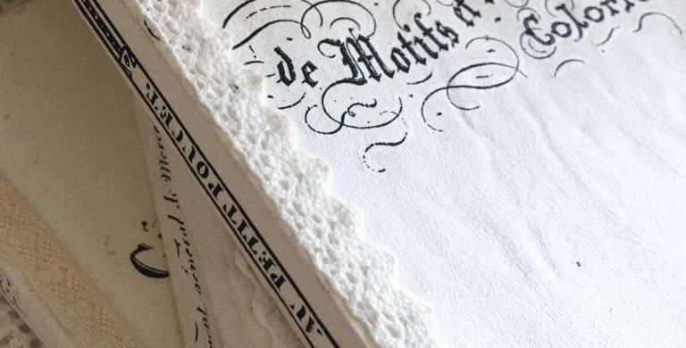 Notizbuch Alphabet -notebook