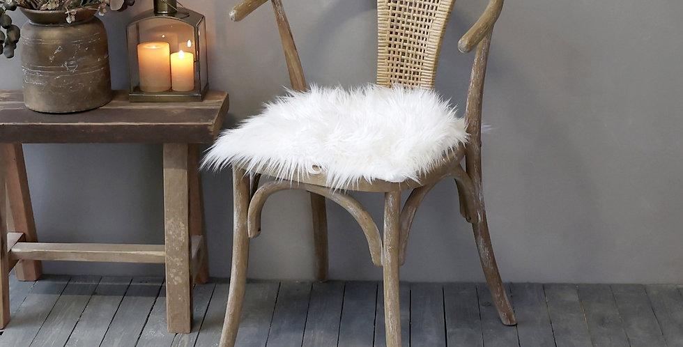 Kunzpelz weiss - faux fur