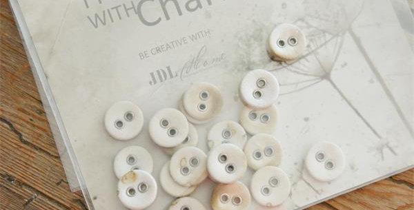 Knöpfe patiniert -buttons