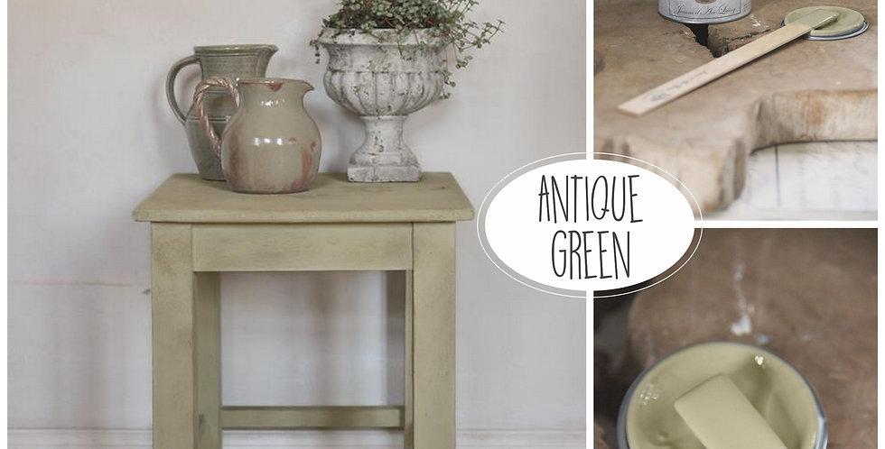 Vintage Paint Antique Green