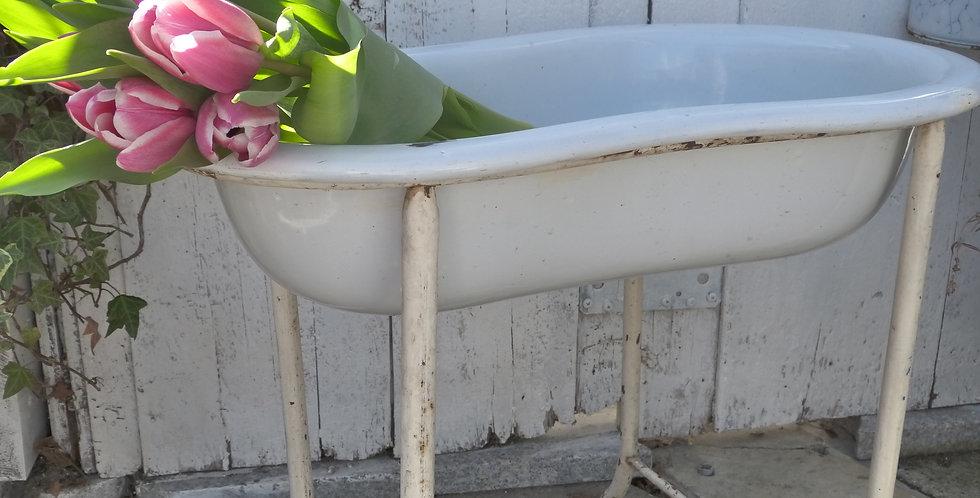 Vintage Baby Badewanne -Bad tub