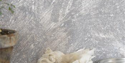 Beton Optik-Effect Paint- light Grey