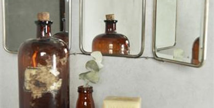 Spiegel 3 Teile-lhoch