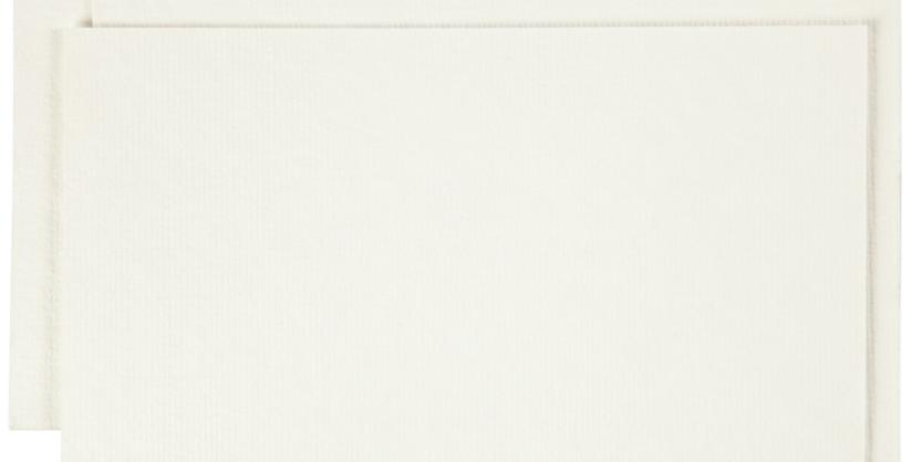 Papierpulpe/Zellulose Naturweiss -paper pulp-off white