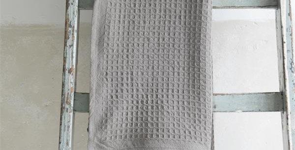 Badetuch dunkle grau 70x140 Bath towel