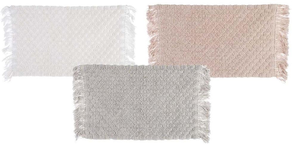 Teppich mit Fransen-div- Rug with fringes