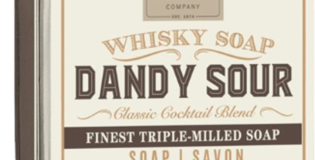 Herren Seife: Dandy Sour - Men soap