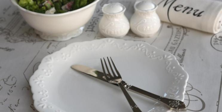 Teller Provence- plate
