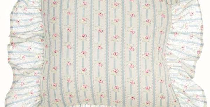 Kissenbezug cottage blau BMC -pillow cover