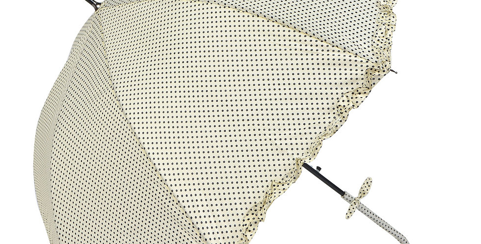 Regenschirm Beige. Umbrella