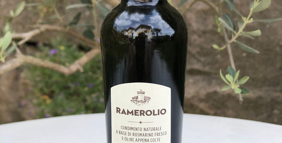 Ramerolio- Extravergine 100 ml-Toskana-Bio