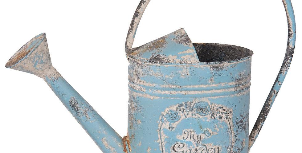 Giesskanne blau -watering can