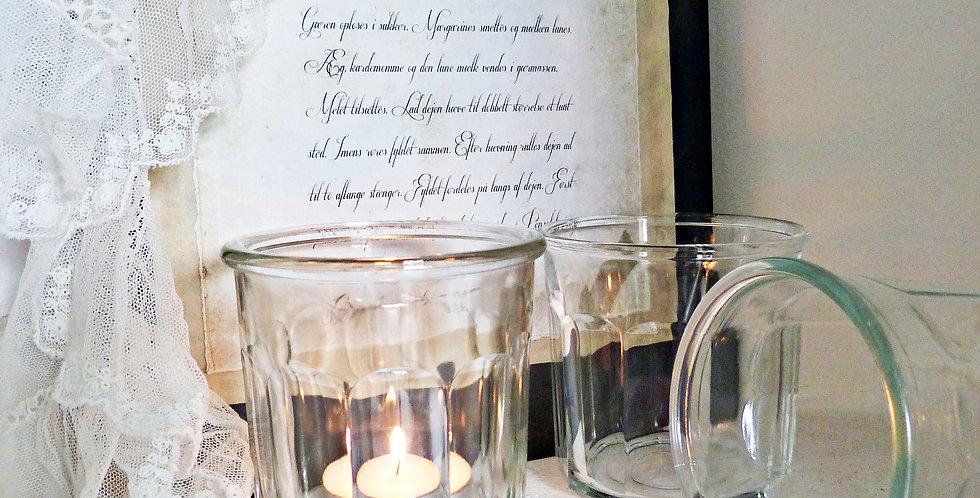 Französisches Marmeladeglas -