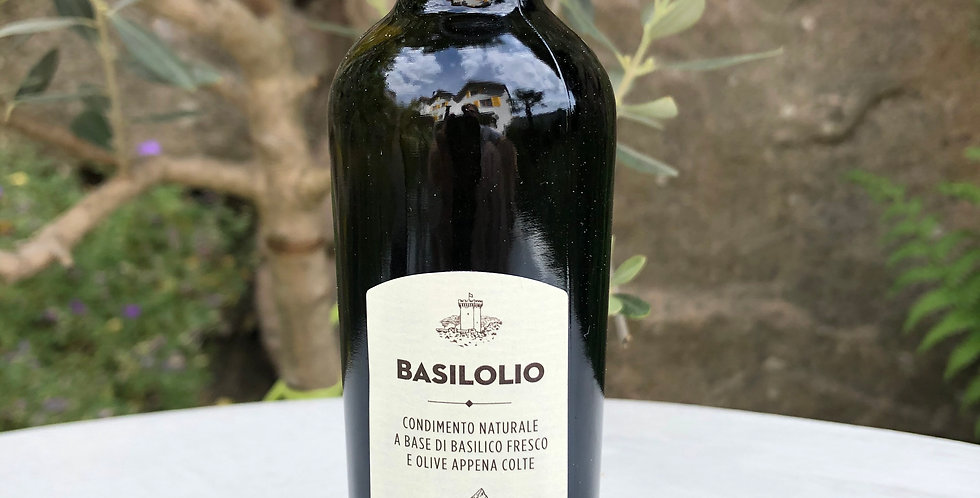 Basiolio- Extravergine 100 ml-Toskana-Bio