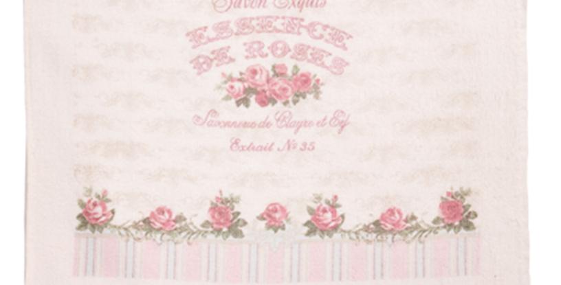 Handtuch Essence de roses - handtowel