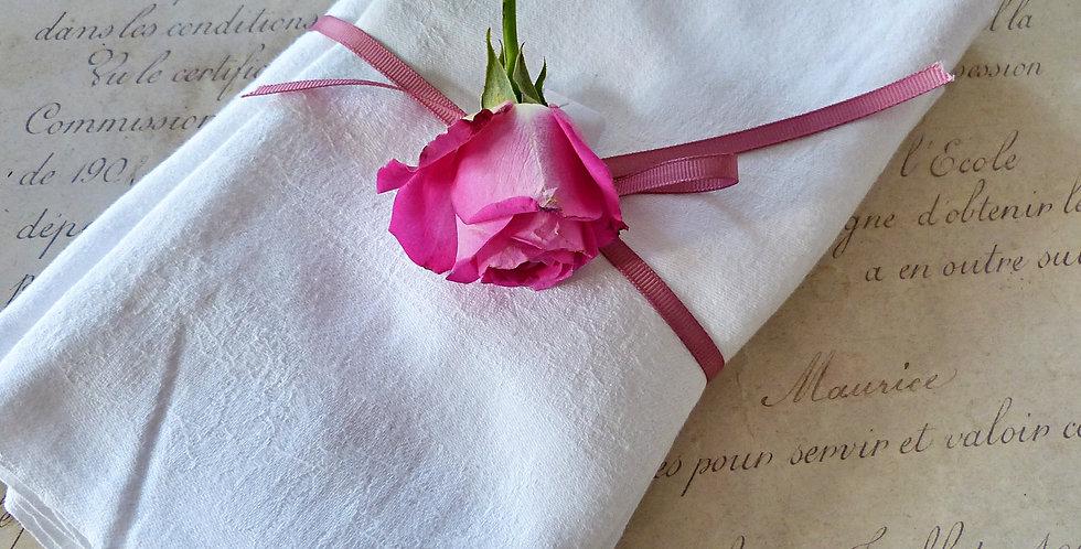 Baumwolle  Servietten Ser6 -- napkins