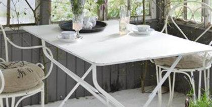 Garten Tisch und Stühle - folding table and chairs